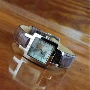 Kenneth Cole New York KC2358 Leather Band Watch